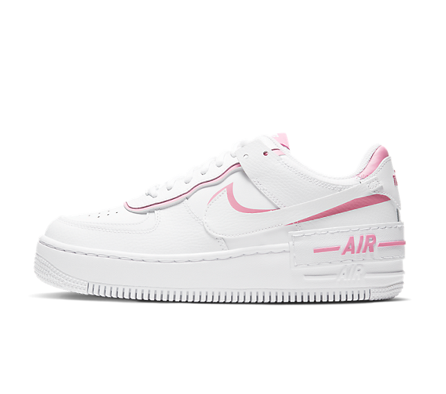 nike air force 1 shadow rosas